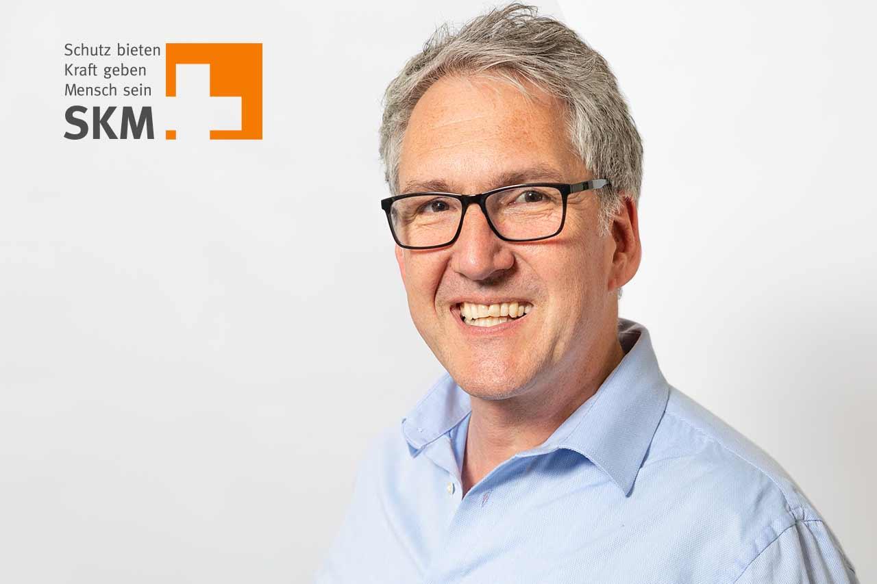 SKM Geschäftsführer Thorsten Rahner
